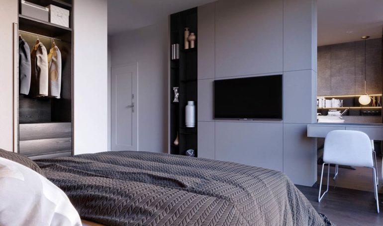 Bed room Vinhome