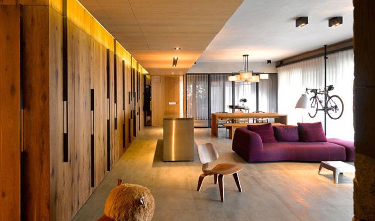 Urban Apartment by Create +