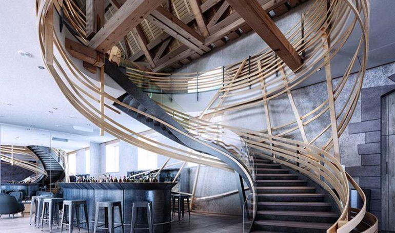 Fantastic Stairs Interior Design